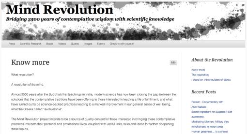Mind-Revolution